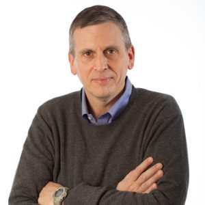 A portrait of Paul Clarke
